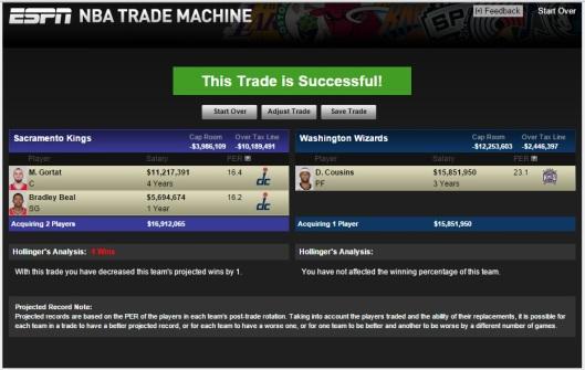 Sac trade